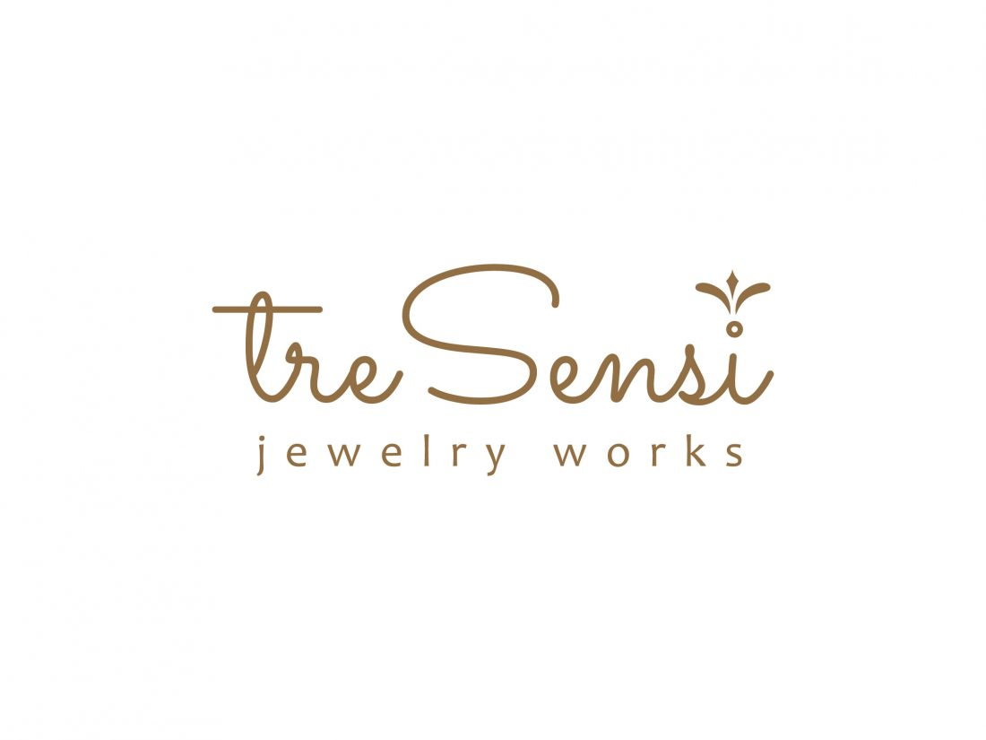 treSensi jewelry works ロゴ