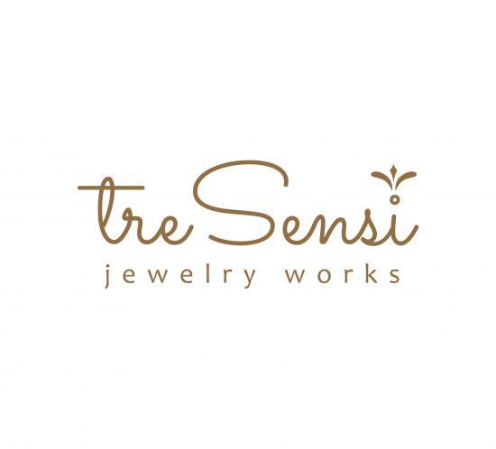 treSensi jewelry works ロゴ